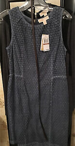 Michael Kors Indigo Washed Sheath Dress NWT St. John's Newfoundland image 2
