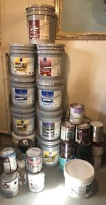 Tons of paint