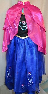 Girl Princess Costume, gorgeous dress - Size 6-7, Movie inspired dress up.