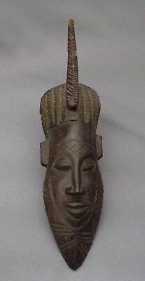 Lovely Mask African Wooden Exotic (9)