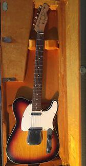 Guitar - Fender Telecaster '61 Relic - Sunburst