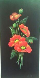 Red poppies Hornsby Hornsby Area Preview