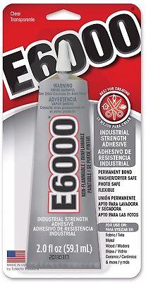E-6000® CRAFT ADHESIVE MV, 2.0 oz(gl601)](E Craft)