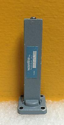 Waveline 854 Wr-42 18.0 To 26.5 Ghz 1w Low Power Waveguidetermination