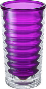 Tervis 16 oz. Entertaining Plum Tall Tumbler 16 oz. Tumbler