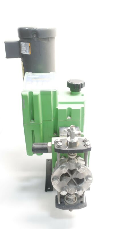 Pulsafeeder 55HL Hydraulic Diaphragm Metering Pump 3.07gph 3190psi