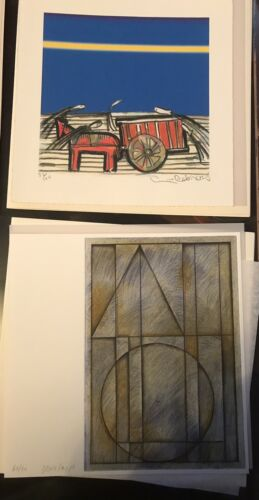 Signed Spain Art Commissioned From Wealthy Family For Gift Numbered Collection - $725.00