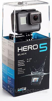 NEW GoPro HERO5 BLACK 4K Action Camera CHDHX-501 HERO 5 Worldwide Shipping