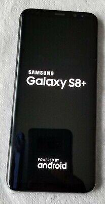 Samsung Galaxy S8+ Plus G955U 64GB Verizon ATT Sprint T-Mobile Carrier Unlocked