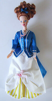 Vintage 1998 Barbie Doll Mary Had a Little Lamb Red Hair
