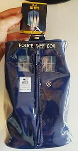 Doctorwho Tardis wash bag Pennant Hills Hornsby Area Preview