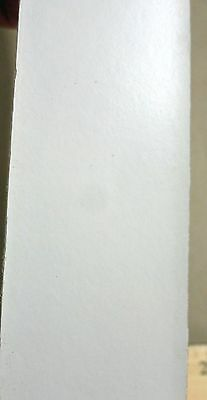 White Melaminepolyester Edgebanding In 1316 X 120 Rolls Peel And Stick Psa