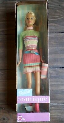Sixties Fun BOUTIQUE Barbie Made by Mattel in 2002 collection.