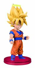 Bandai, Dragon Ball Z World Figure Vol 1, 2.8 inch, Goku DBZ-04 New and Sealed