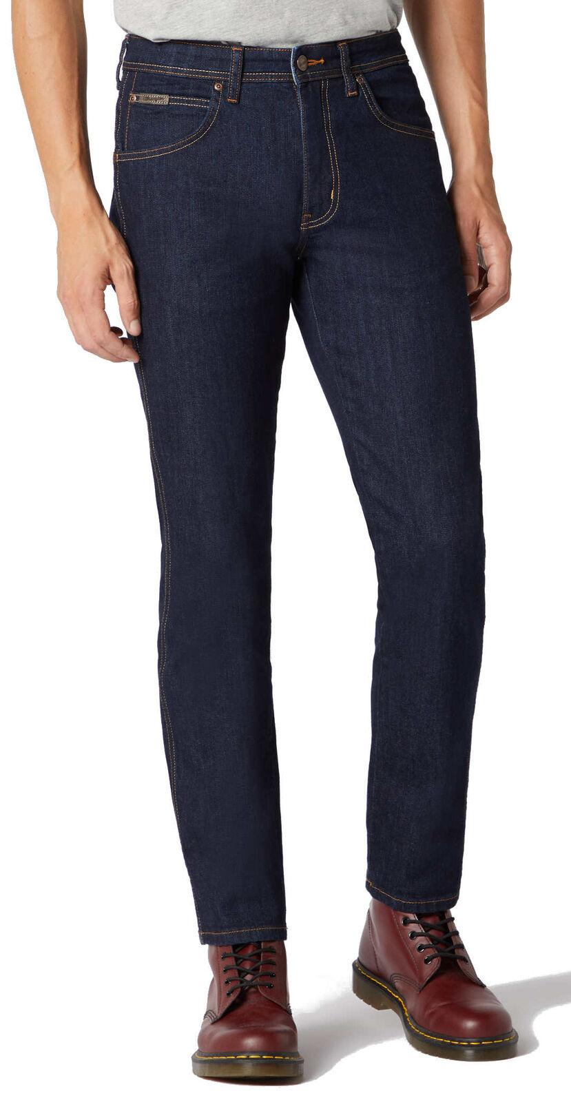 Wrangler Arizona Stretch RINSEWASH Herren Stretch Jeans Hose auch in übergröße