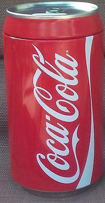 Coca Cola Metal Coin Savings Bank Collectors