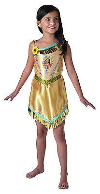 Pocahontas Fairytale Child Kostüm Indianerin Disney Kleid Fasching 1262063913