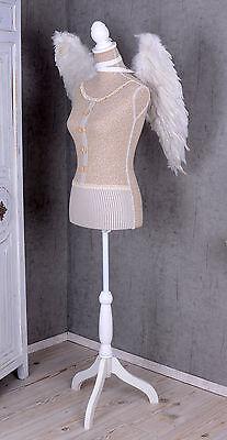 Schneiderbüste Vintage Büste Schneiderpuppe Shabby Chic Torso Antik
