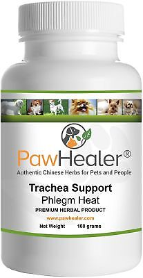 Trachea Support Dog Cough Remedy -- Used for loud, honking cough -100 grams/p...