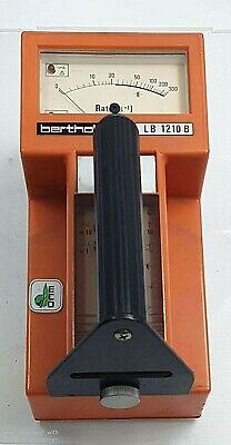 Berthold Lb 1210b Geiger Counter