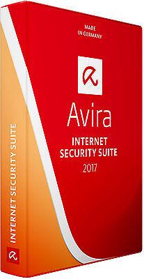 Avira Antivirus Sicurezza Internet Pacchetto 2017 1 PC,1 Anno Attivazione
