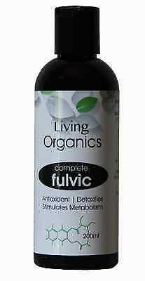 Living Organics Complete Fulvic
