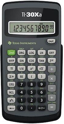 Texas Instruments TI-30Xa Scientific Calculator, NEW