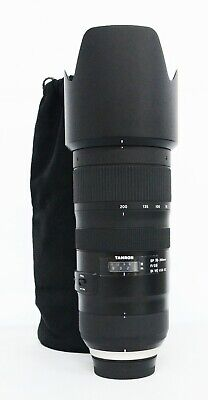 # Tamron SP 70-200mm f/2.8 G2 VC USD Lens for Nikon - Black S/N 017080