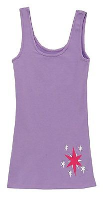 My Little Pony Twilight Sparkle Costume Mlp Tunic Tank Dress - My Little Pony Twilight Sparkle Costume