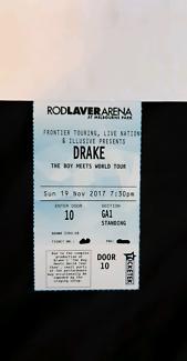 Drake GA standing (moshpit) Sunday $160 Give me best offer!