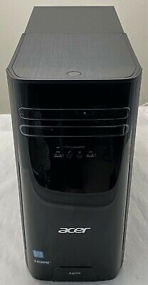 ACER ASPIRE T TC-780-UR11 DESKTOP PC INTEL CORE i7-7700 8GB 1TB HDD BT WIN 10