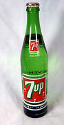 7 Up Glass Bottles