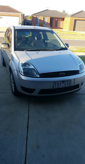 2005 Ford Fiesta LX  Swaps BA XR6 or VY Longwarry Baw Baw Area Preview