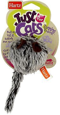 Hartz Cat Toy, Running Rodent 1 ea
