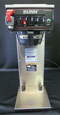 Bunn Airpot Coffee Brewer Cwtf-aps Dv 120208-240v1ph