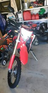 Wanted: Wanted any blown up dirtbikes running or not