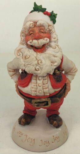 1990 Simpich Number 2 Santa Joy Figure Figurine