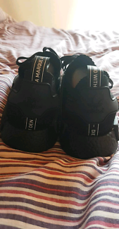 Adidas nmd r1 pk black BRAND NEW US 11