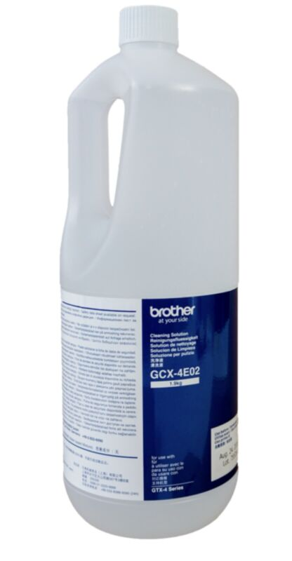 Brother Cleaning Solution GTX 4 Series EXP 2/2020