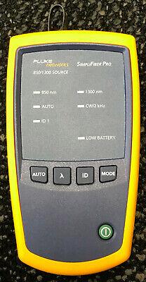 Fluke Simplifiber Pro 8501300 Laser Light Source Mint