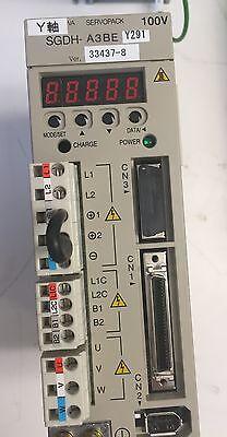Yaskawa Electric Servopack Sgdh-a3be-y291 3ph