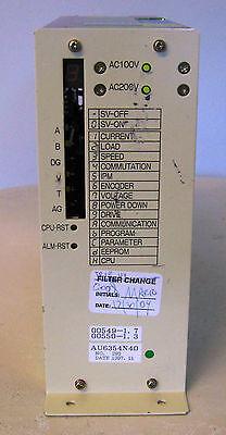 Dns Dainippon Dai Screen Gesa-001 Servo Amplifier Au6354n40