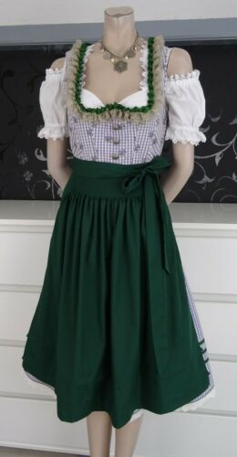 Dirndl German Austrian  Authentic Dress Blouse Apron 6
