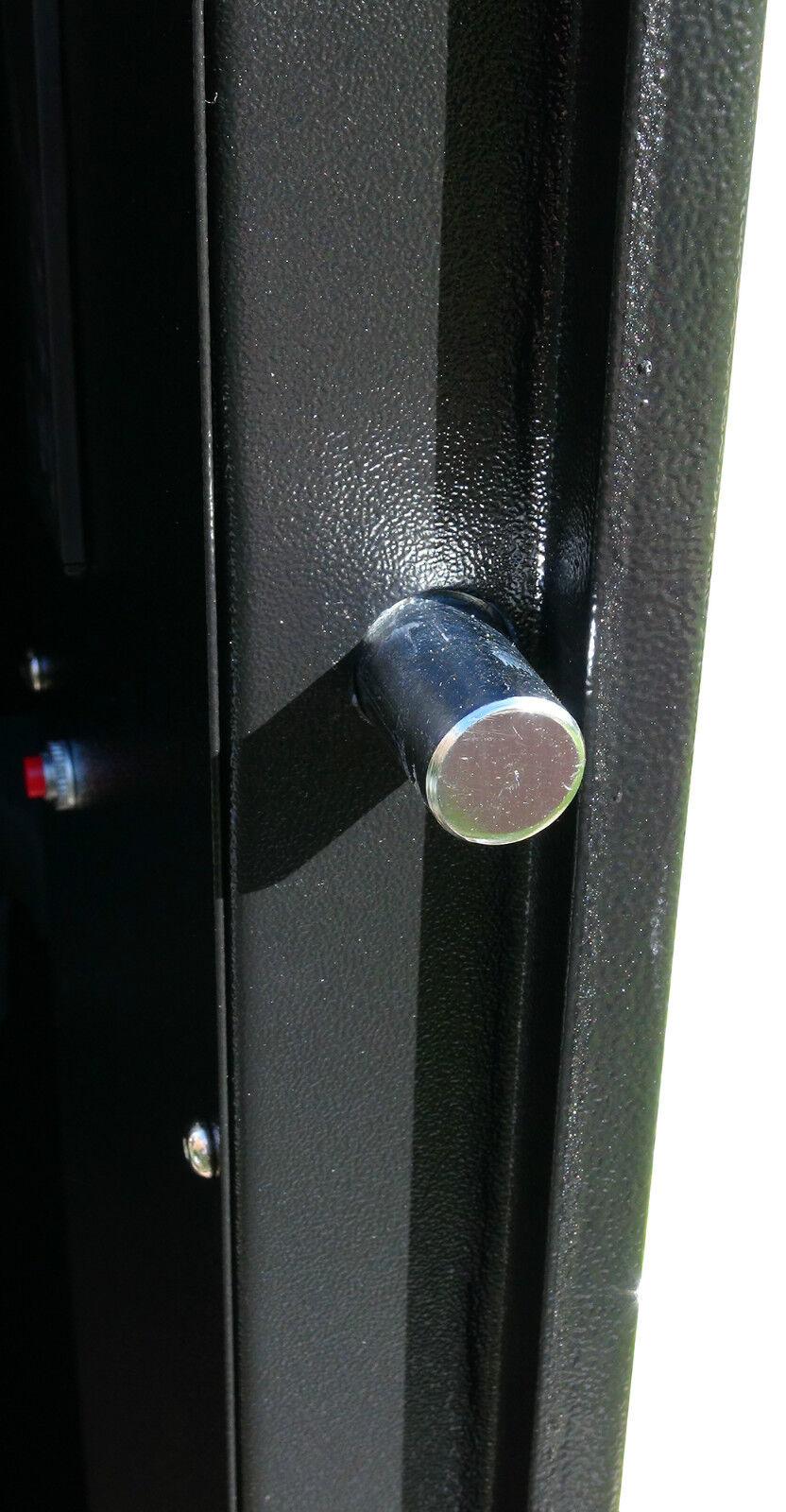 Demo Digital Vault Locking 3 Gun Cabinet Shotgun Safe 2
