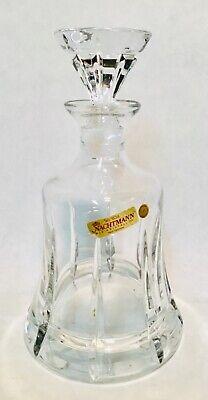 Nachtmann vintage crystal carafe karaf karaffe Bleikrystal 24% West-Germany