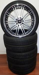 WHEEL & TYRE PACKAGE 20x8.5 VERTINI HENNESEY 245/35R20 BOTO Elizabeth Playford Area Preview