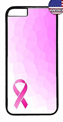 Apple Pink Ribbon - Breast Cancer Pink Ribbon Case Cover For Apple iPhone 6/6s/Plus/5/5s/5c/4s