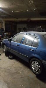 Looking for motor for 1992 Toyota tercel