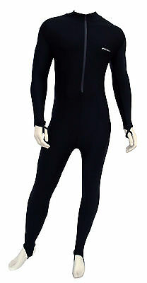 Lycra Full Body Scuba Dive Skin Suit Wetsuit Snorkeling Surfing Swimming Unisex