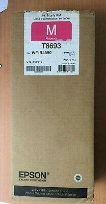 Epson T8693 magenta for WF-R8590 ink supply unit  original new
